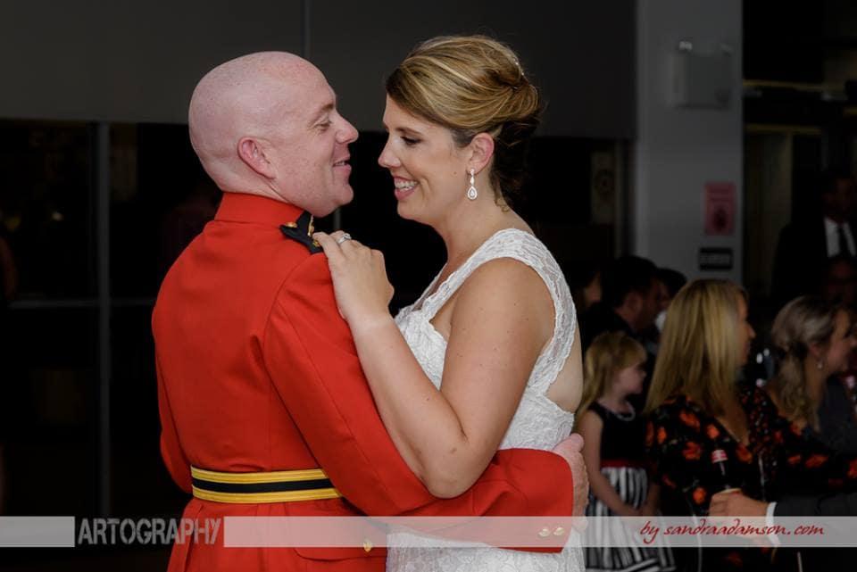 Halifax, Beaverbank, NS, Nova Scotia, wedding, photography, photographer, images, image, photo, photos, kinsac center, bride, groom, rcmp regalia, bride, groom, first dance