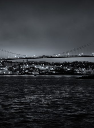 nova scotia photography fine art angus macdonald bridge night photography